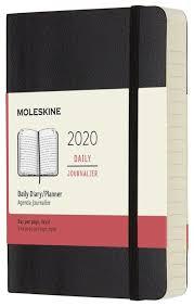<b>Ежедневник Moleskine Classic</b> Soft Pocket <b>датированный</b> на 2020 ...