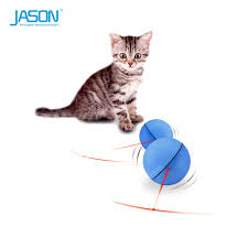China Pet Toys LED <b>Light</b> Ball Rolling Cat <b>Funny Cat</b> Toys - China ...