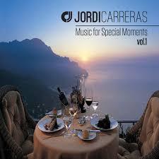 JORDI CARRERAS - Music for <b>Special Moments</b> vol.1 by JORDI ...