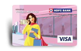 EasyShop <b>Womans</b> Advantage Debit Card - Exclusive Debit Card ...