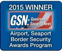 2015 Airport Seaport Border Security Awards