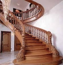 изготовление деревянных лестнц
