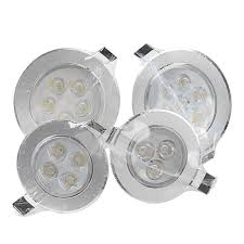 9w 12w 15w 21w Recessed downlight <b>led ceiling</b> lamp Dimmable ...