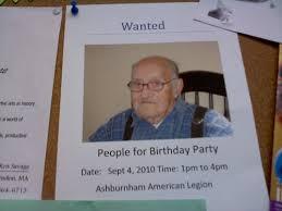 The Sweeter Side of 4Chan: Sending 90 Year-Old War Vet William J ... via Relatably.com