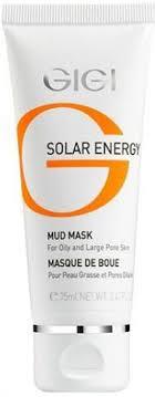 GIGI <b>Ихтиоловая грязевая маска Solar</b> Energy, 75 мл