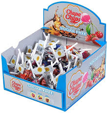 Chupa Chups <b>Sugar Free</b> 50 <b>Lollipops</b>: Amazon.co.uk: Grocery