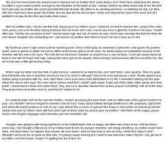 narrative essay on mothers death free essays   studymode narrative essay on death of a grandfather   xyz