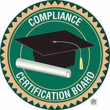 Healthcare Compliance  Compliance Certification Board accredited