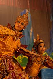 the odyssey by homer and in the ra ana by r k narayan burmese ra ana dance rama and me thida at the karaweik in yangon