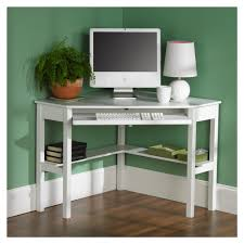 modern view corner desk small fullsize white furniture keyboard monitor cup fragile awesome interior design book spaces awesome corner office desk