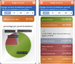 best uk tax apps for iphone users know your mobile uk tax calculator
