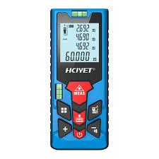 <b>Mileseey</b> Portable Laser Distance Meter <b>60M</b> Horizontal Vertical ...