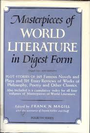 masterpieces of world literature in digest form series frank masterpieces of world literature in digest form series 4 frank northen magill 9780060037512 com books