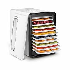 Gourmia GFD1858 Digital Cut + Dry <b>Food Dehydrator with 10</b> Tray ...