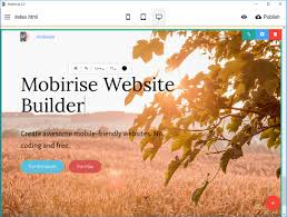 top website builders unlike any other top 10 website builders using mobirise gives you a chance to create