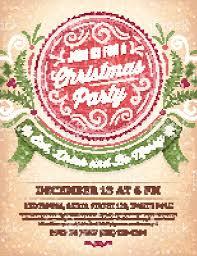 christmas party invitation stock vector art istock christmas party invitation royalty stock vector art