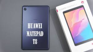 Huawei MatePad <b>T8</b> unboxing, camera, antutu, game test - YouTube