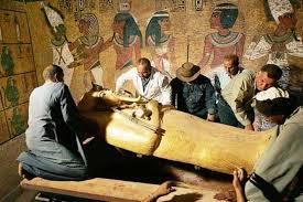 Картинки по запросу тутанхамон гробница