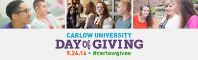 carlow university carlow day of giving
