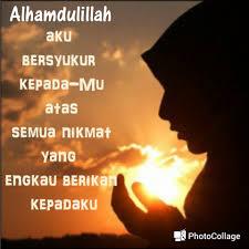 Image result for orang bersyukur