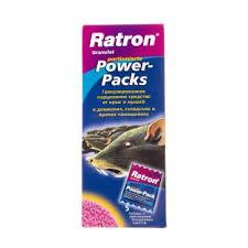 <b>Средство от крыс и</b> мышей Ratron, порционное, пакетик 200 г в ...
