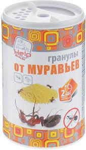 """<b>Гранулы</b> от <b>муравьев HELP</b> """"Спайдер"""", 100 г"""