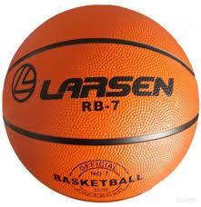 <b>Мяч</b> баскетбольный <b>Larsen</b> RB (ECE) 7: купить за 345 руб - цена ...