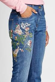 <b>Etro</b> - Embroidered <b>Jeans</b> | denim | <b>Джинсы</b>