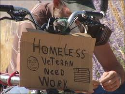 Image result for Veteran Homelessness Hungry