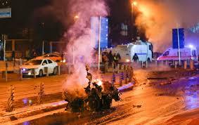 تركيا - انفجار سيارة وهجوم انتحاري وسقوط قتلى وجرحى معظمهم ضباط