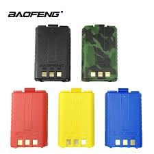 1pc/<b>2pcs</b> Baofeng UV 5R Original Walkie Talkie <b>Li ion</b> Battery BL 5 ...