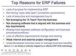 Enterprise Resource Planning Assignment Sample