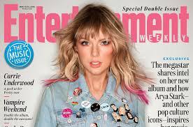 Taylor Swift Talks New Album In