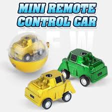 <b>2.4G Wireless Mini Remote Control</b> Cars Football Toy Car Portable ...