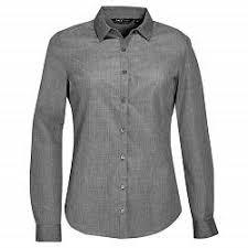 <b>Рубашка BARNET WOMEN серый</b> меланж, размер M купить ...