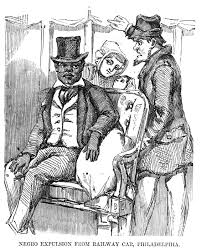 students after reconstruction lesson plan teacher resources negro expulsion from railway car