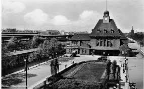 Herne (DE) railway station