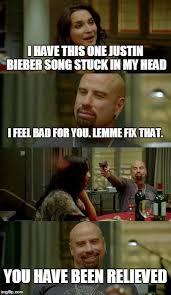 Skinhead John Travolta Memes - Imgflip via Relatably.com