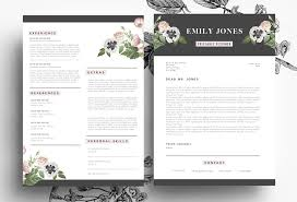 well designed resume examples for your inspirationcreative resume by emily    s art boutique