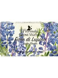 <b>Мыло</b> Цветы и Цветы: Fiore <b>Di</b> Lupino / Цветок Люпина, 100 г ...