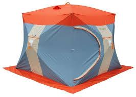<b>Палатка Митек Нельма</b> Куб-3 Люкс — купить по выгодной цене ...