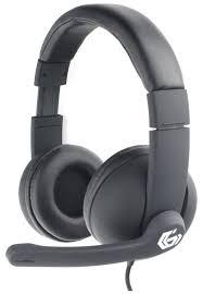 Компьютерная <b>гарнитура Gembird MHS</b>-<b>G220</b> — купить по ...