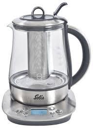 <b>Чайник Solis Tea Kettle</b> Digital купить недорого. Цены ...
