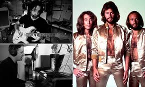 <b>Bee Gees children</b> release tribute album to famous dads | Daily Mail ...