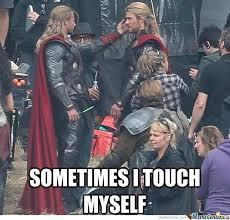 Bad Thor by photoblip - Meme Center via Relatably.com