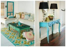 shabby chic furniture blue green tables blue shabby chic furniture