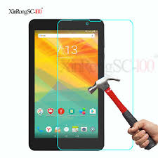 Soft TPU Nano coated Screen Protector Protective Film For 7 ...