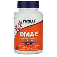 Now Foods, <b>DMAE</b>, <b>250 mg, 100</b> Veg Capsules | Shopee Philippines