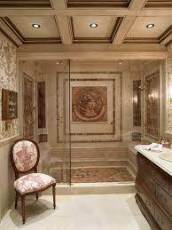 decoration walk shower