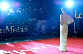 Hathaway's <b>Sexy Backless</b> Style - AOL Lifestyle